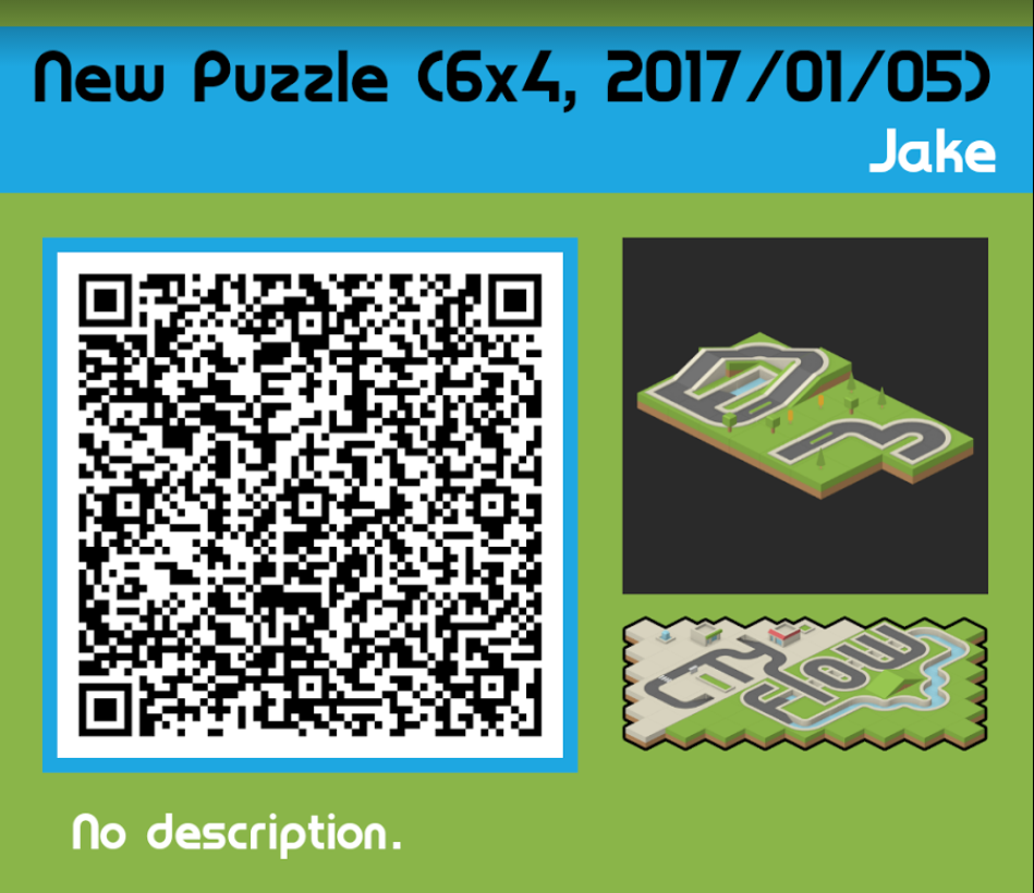 Exporting Levels Into QR Codes Using ZXing | Jake Lee